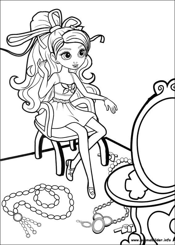 barbie elfinchen malvorlagen