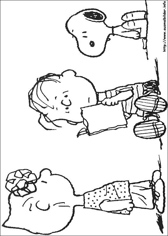 snoopy malvorlagen